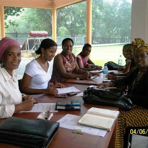 1st AWOTTA meeting 2012