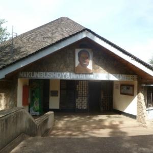 MWALIMU NYERERE MUSEUM