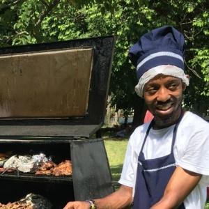 Nyama Chuma Festival Food